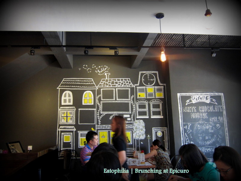 epicuro cafe uptown