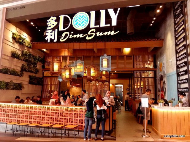 Dolly Dim Sum at NU Sentral