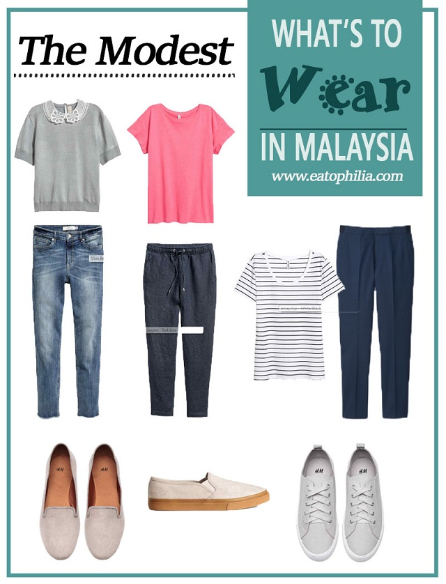 Packing List Malaysia wear
