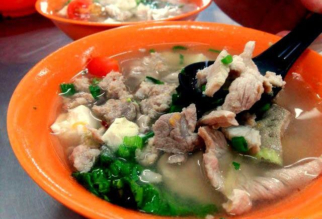 Top best non-halal food to eat in Batu Pahat