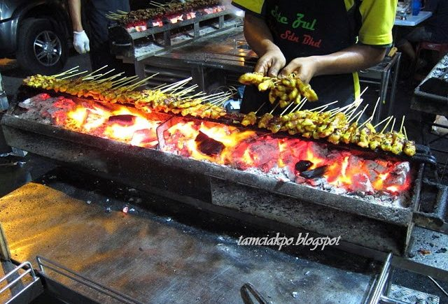 Satay Zul is widely favoured by local Kuantan and travelers as well.