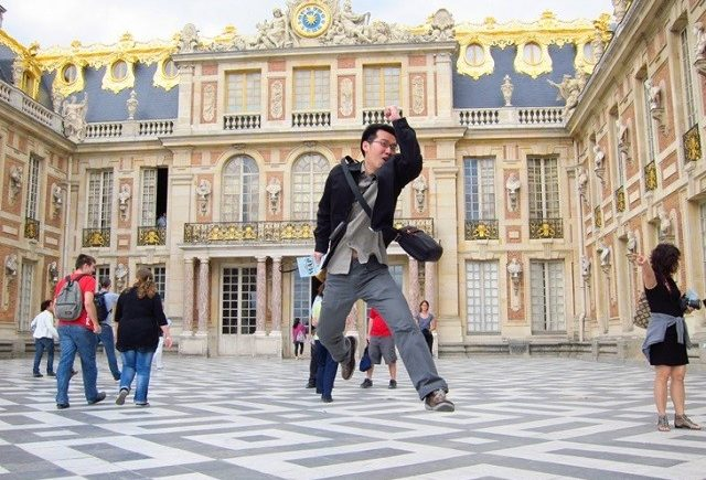 Day trip to Versailles Palace, Paris