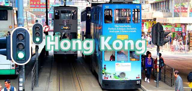 Hong Kong destination