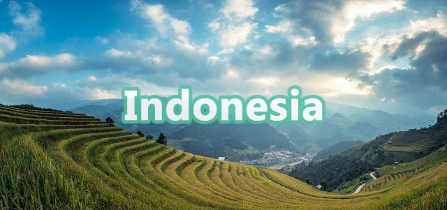 Indonesia destinations
