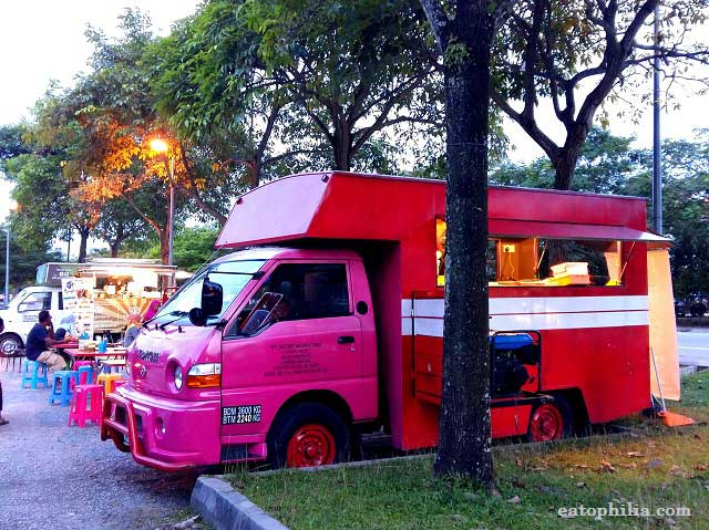 Truck Food has arrived in Setia Alam now.