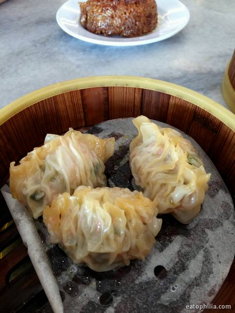 Juicy dimsum at Zok Noodle House Setia Alam