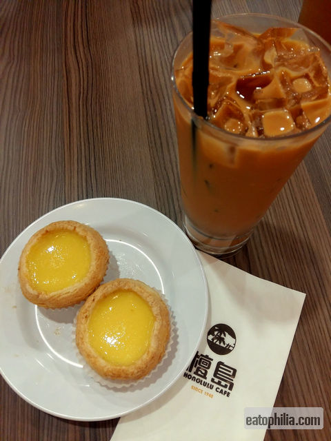 Honolulu Cafe from Hong Kong, opened its first branch in Malaysia at Sunway Pyramid