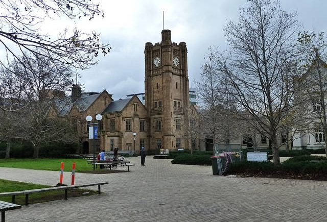 If you're planning a Melbourne itinerary, give Melbourne University self guided walk a try.