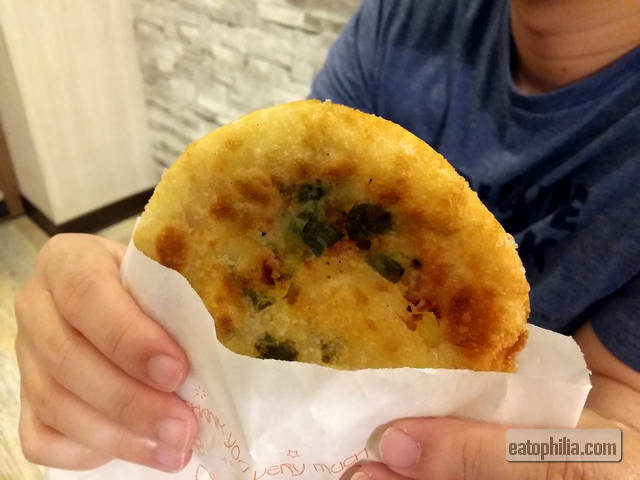 Onion Pancakes Luodong
