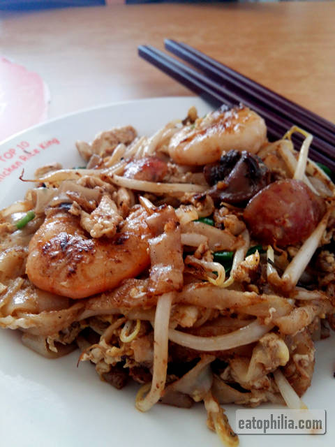 Red Hat Aunty Penang Char Koay Teow is one of the worst.