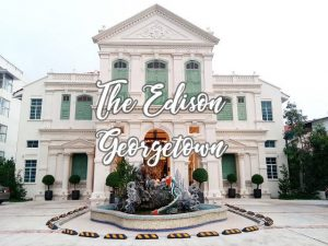 The Edison Georgetown Hotel Review